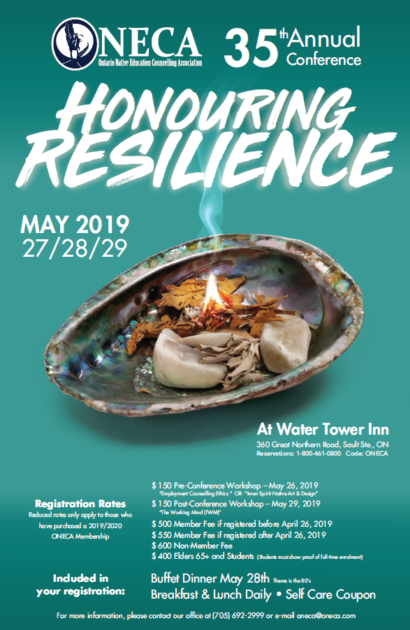 ONECA 2019 Conference - ONECA - The Ontario Native Education